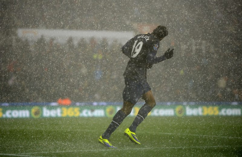 Another Biblical Hailstorm Suspends Soccer Game