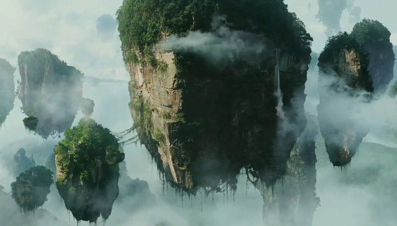 Avatar's Designers Speak: Floating Mountains, AMP Suits And The Dragon