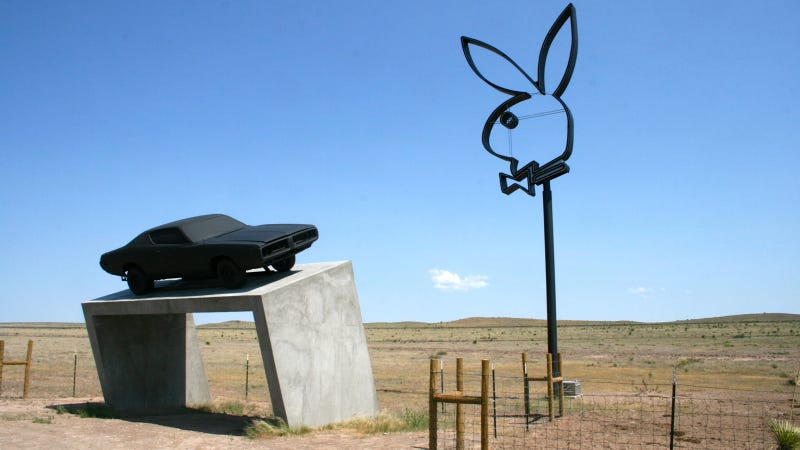 How Playboy Pissed Off An Artsy West Texas Town