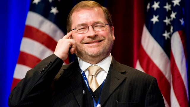 Future of Nation Depends on Grover Norquist's Definition of 'Tax Increase'