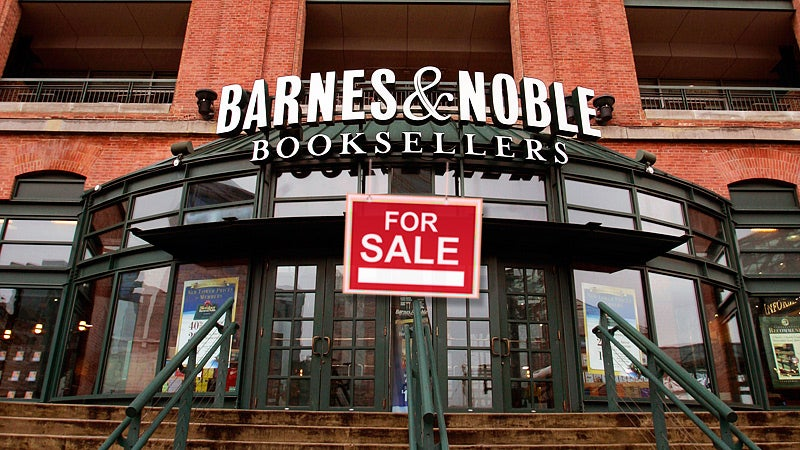 Why Buy Barnes & Noble?