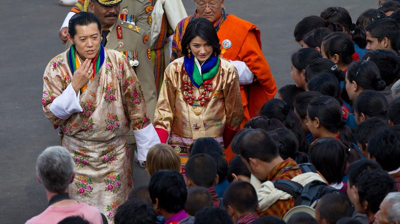 Meet The Kate Middleton Of Bhutan