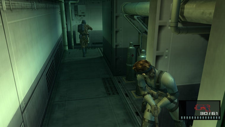"""Here's What Old (And Small) Metal Gear Games Look Like In """"HD"""""""