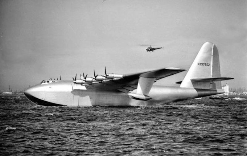 Just how big was the Spruce Goose?