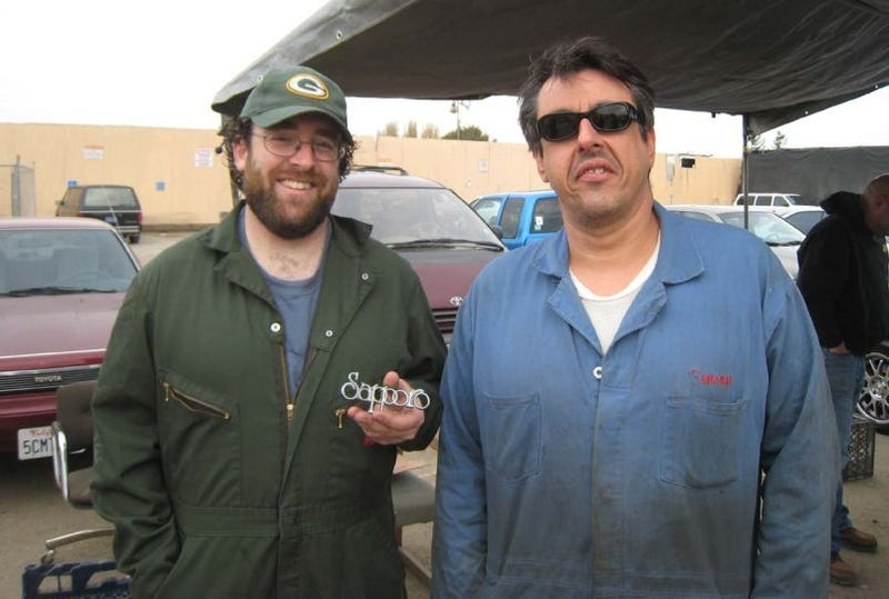 First-Ever LeMons Junkyard Scavenger Hunt Won By Huey Newis And The Lose!