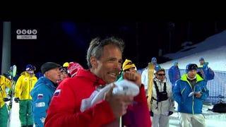 The Empire Strikes Back...At Sochi
