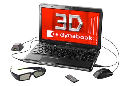 Toshiba Dynabook TX/98MBL Is First 3D Blu-ray Playing Laptop