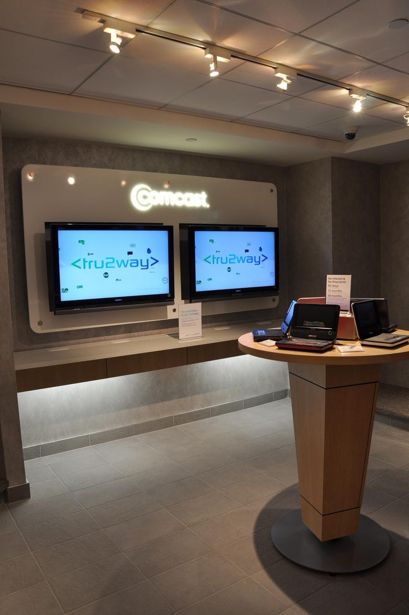 Sony Style Comcast Labs, a Joint Retail Store, Opens Tomorrow In Philly