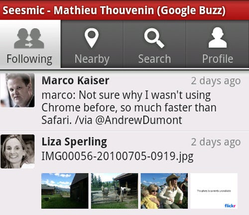 Google Buzz Gets Another User—Seesmic