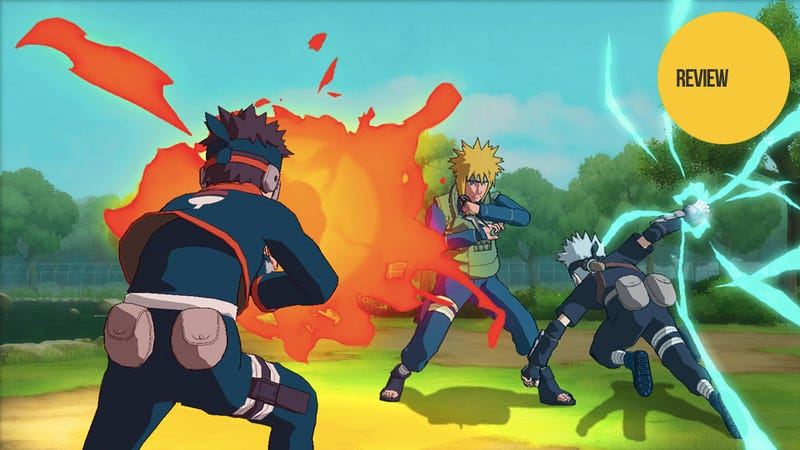Naruto Shippuden: Ultimate Ninja Storm Generations: The Kotaku Review