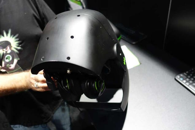 "This ""Oculus Killer"" Looks Like a Gigantic Tron Nightmare Shoebox"