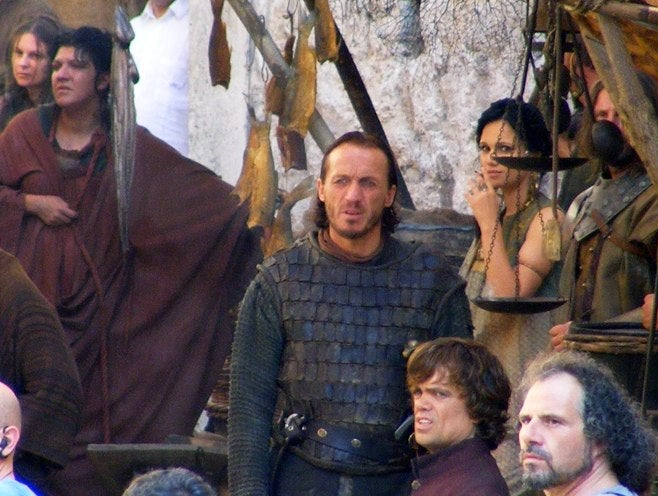 First Set Photos from Game of Thrones Season 2!