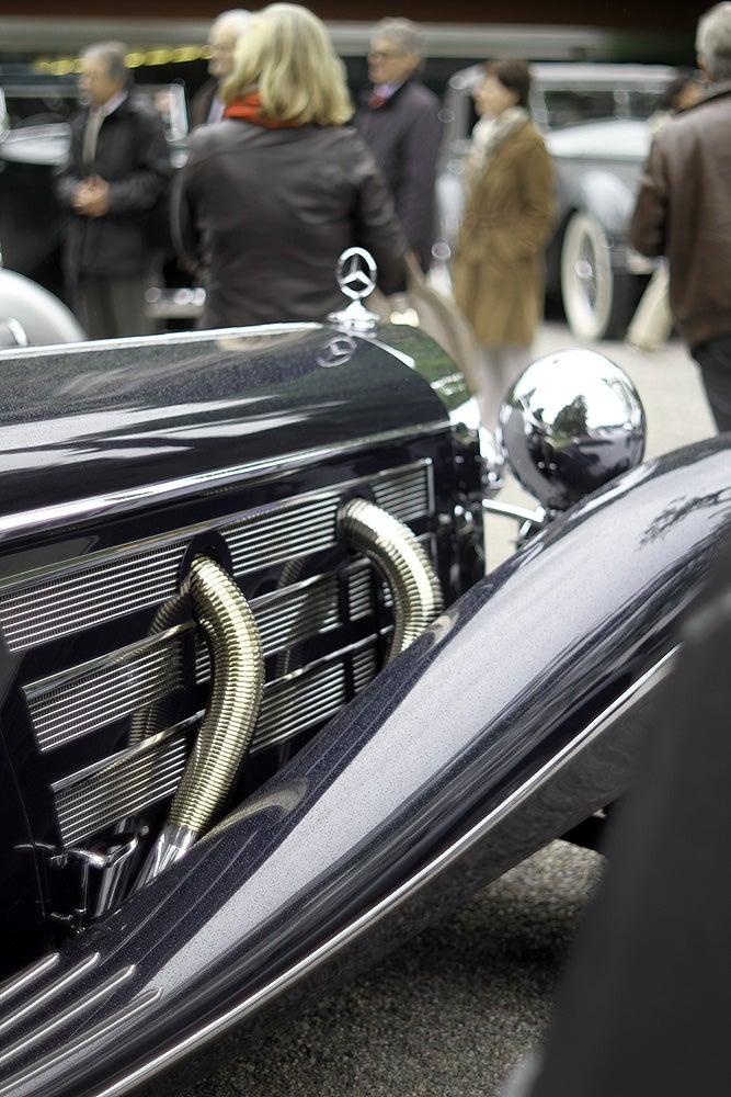 Ralph Lauren's $40 Mil Bugatti Wins World's Most Prestigious Car Show