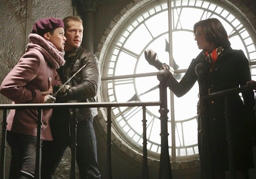 Once Upon a Time Episode 2.15 Promo Photos