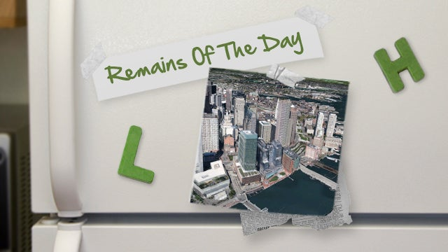 Remains of the Day: 3D Google Maps Come to iOS