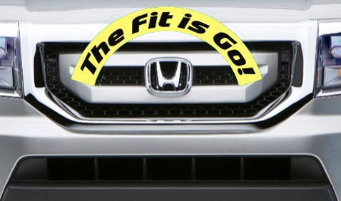 2009 Honda Fit Is Go For New York Auto Show