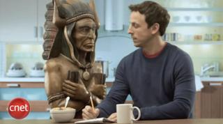 Seth Meyers Shows Us All the Ways Technology Makes Life Awkward