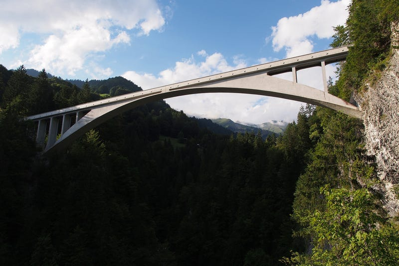 The Ten Most Beautiful Bridges In The World