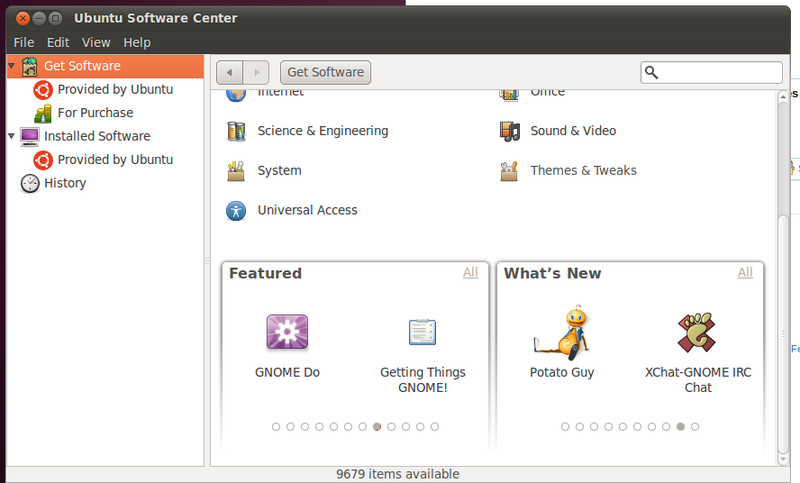 Ubuntu 10.10 Beta Adds New Photo Manager, Improves Multimedia Experience