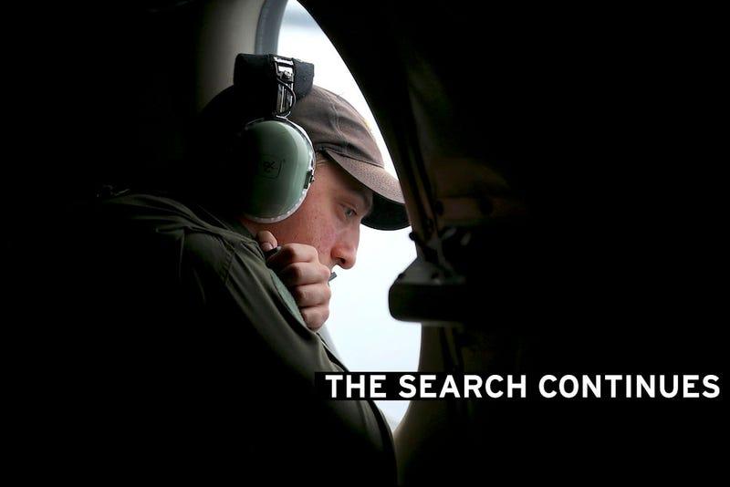 """Satellite Spots 300 """"Floating Objects"""" in Flight 370's Search Area"""