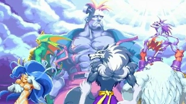 Capcom's Bringing Darkstalkers to PSN Later This Month