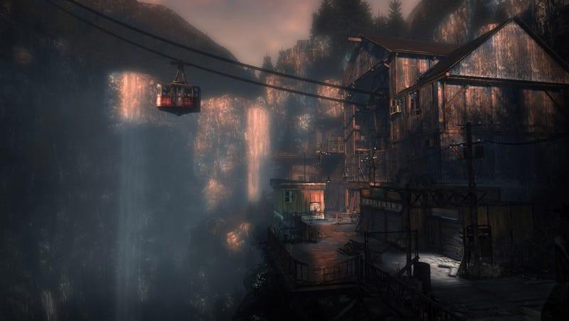 Latest Silent Hill: Downpour Screens Don't Skimp On The Gondola