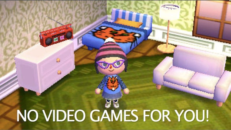 No Retro Games in Future Animal Crossings—With One Possible Exception