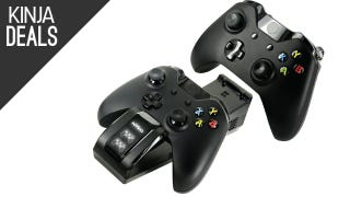 Charge Your Xbox One Controllers in Style for $16