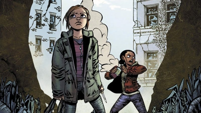 Ellie's Backstory To Be Revealed In The Last Of Us Prequel Comic