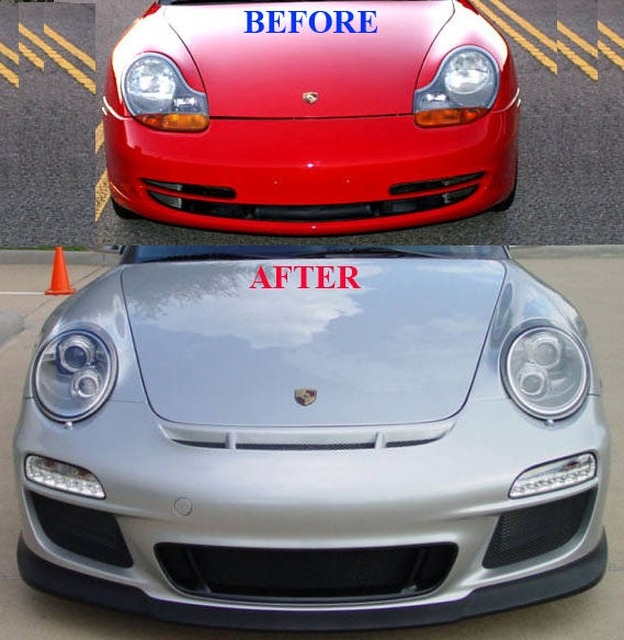 996 To 997 Headlight Conversion Kit