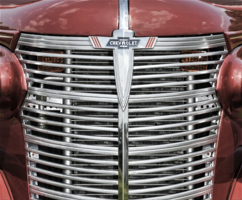 Ten Gorgeous Car Grilles