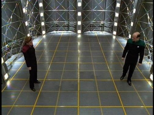 Touchable Holograms Bring the Holodeck One Step Closer