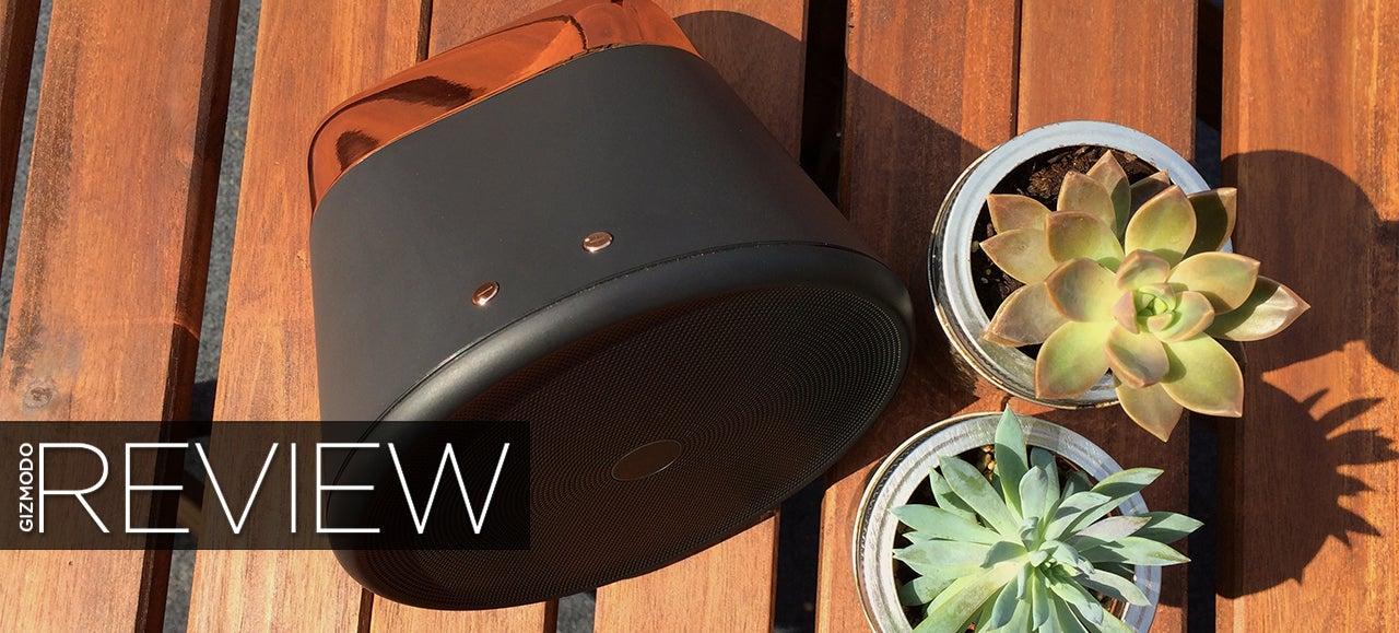 Aether Cone Review: A Little Speaker With Some Big Ambitions
