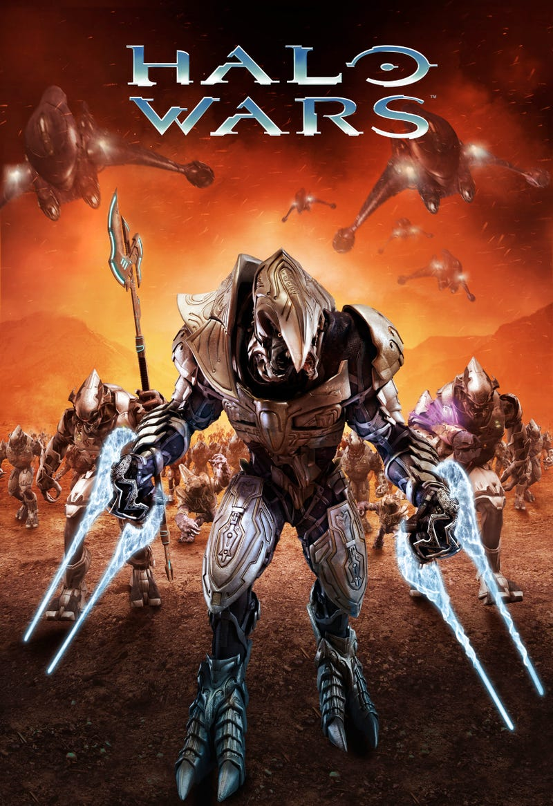 Halo Wars LE Sweetened By Mythic Map Pack