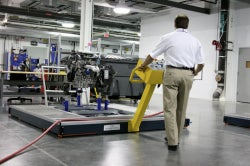 Jalopnik Crashes GM's New Global Powertrain Engineering Center In SE Michigan