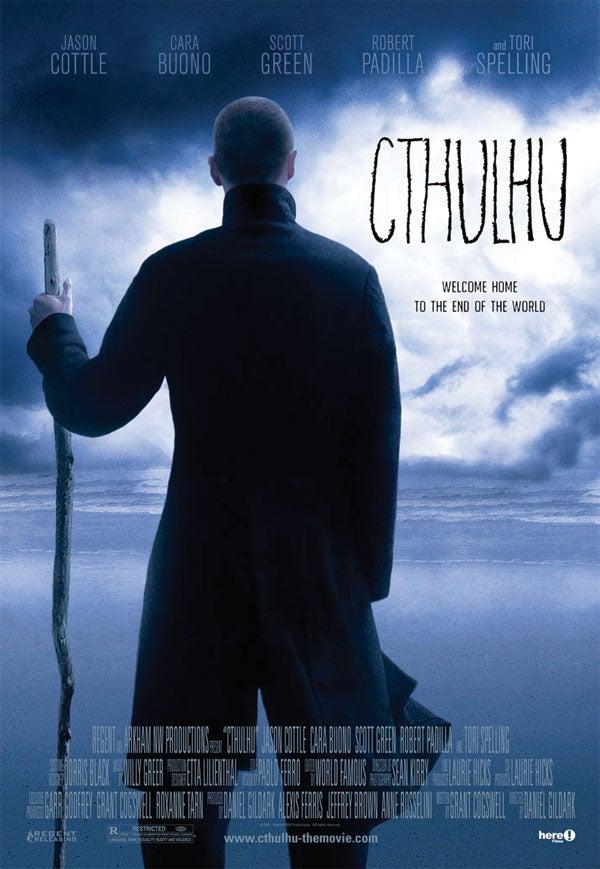 Cthulhu Monster Keeps Main Character Waiting