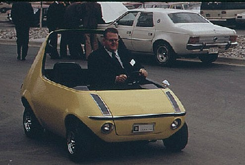GM Invents Electric Deathmobile In 1973