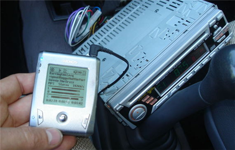 Add an Auxiliary Input to Your Car Stereo
