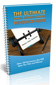 The Ultimate Small Business Owner's Resource Guide Available as Free PDF
