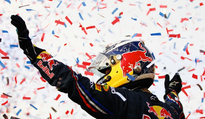 The Hater's Guide To Three Time Formula One Champion Sebastian Vettel