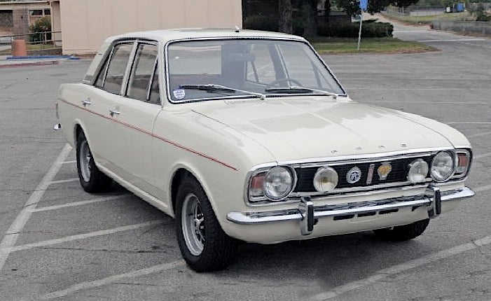 For $6,900, Get Some Cortina Class