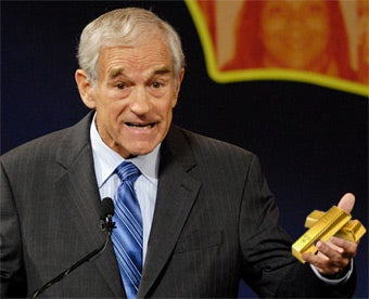 Ron Paul Wants to See This So-Called 'Gold' At Fort Knox, New York Fed