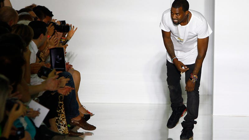 Kanye's Debut Fashion Line Met With Resounding 'Meh'
