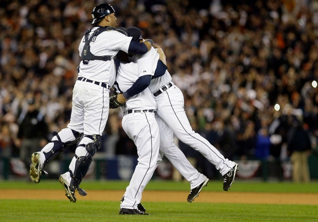 The Detroit Tigers Are World Series-Bound After A Dominant Sweep Of The New York Yankees