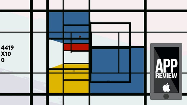 An Abstract Puzzler in the Most Artistic Sense of the Word