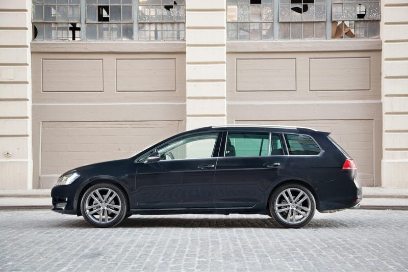 The 2015 Volkswagen Golf SportWagen: This Is It