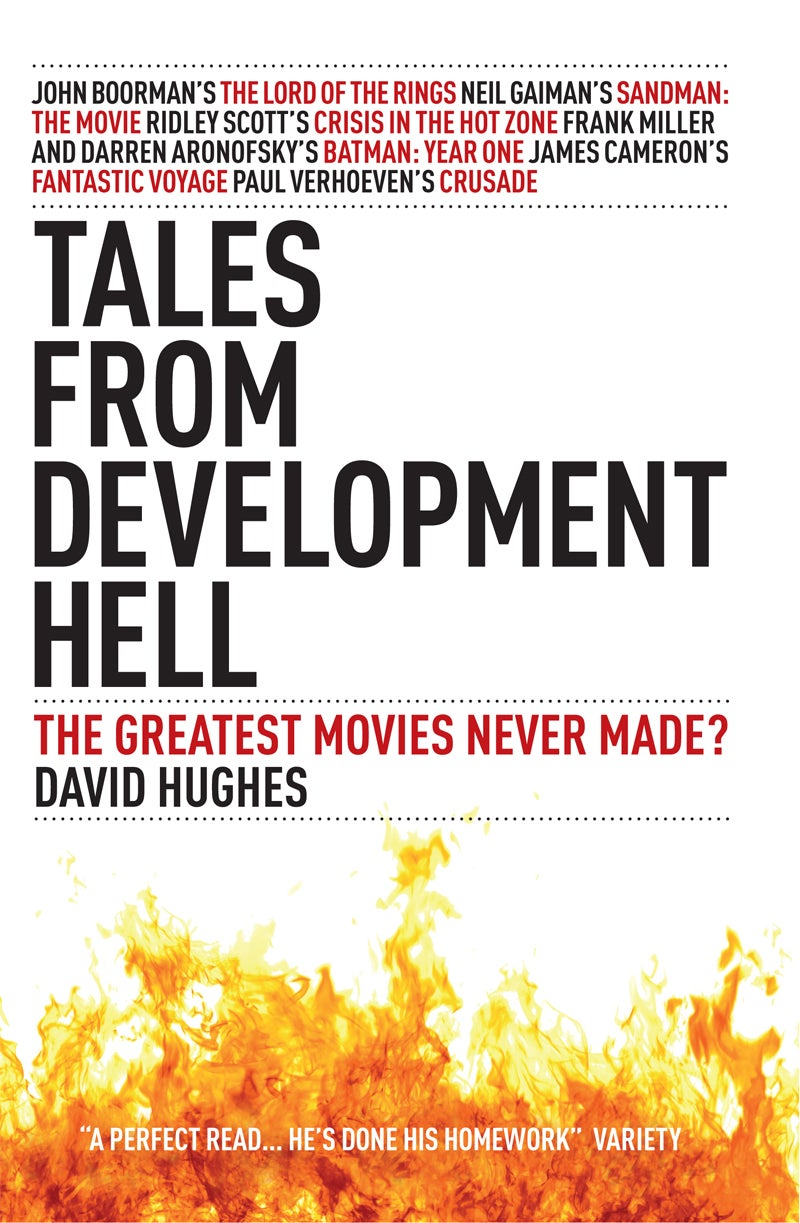 If you love movies, this book will give you an aneurysm