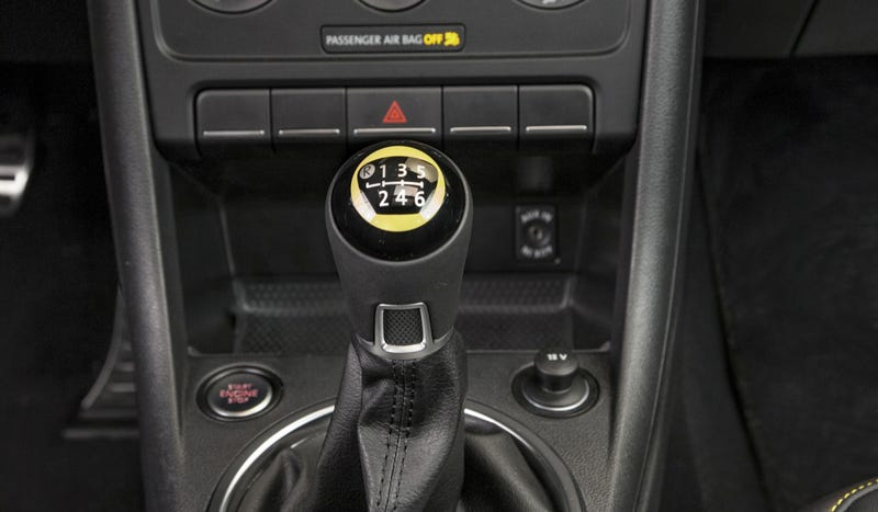 The Manual Transmission Is Alive And Well In Many New Cars Today