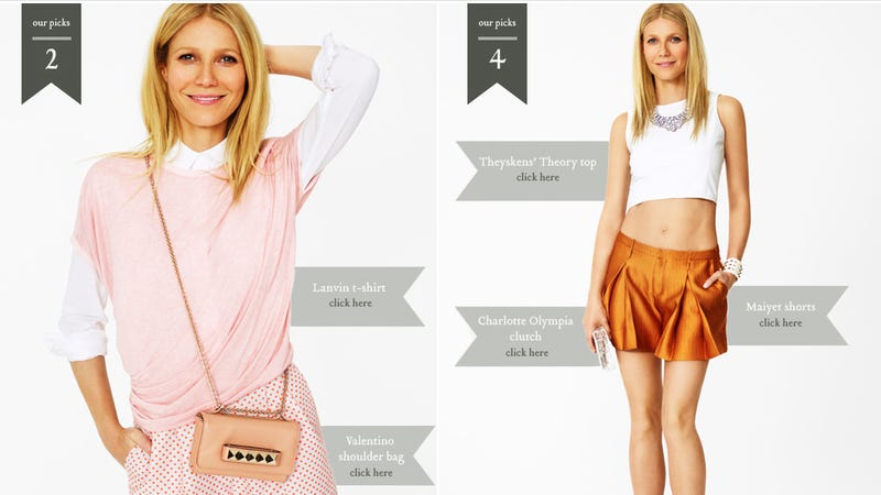 Gwyneth Paltrow's 'Spring Essentials' Wardrobe Totals Over $450,000
