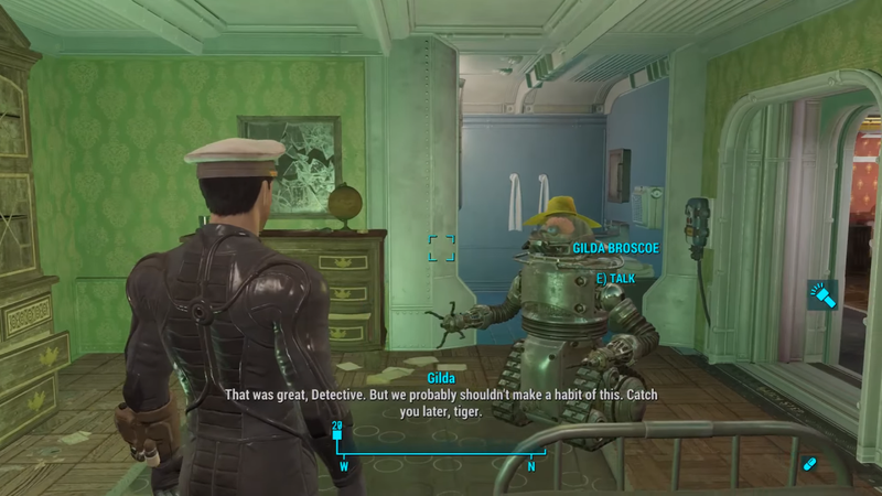 Why Some People Have Accused Bethesda Of Ripping Off A Mod For Fallout 4